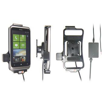 Brodit držák do auta na HTC Radar bez pouzdra, se skrytým nabíjením