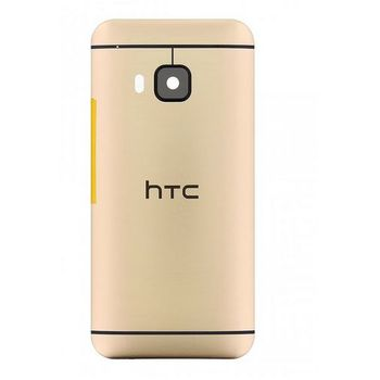 Náhradní díl na HTC ONE M9 zadní kryt zlatá