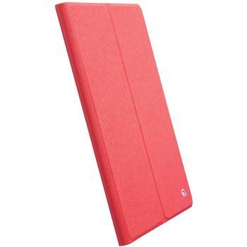 Krusell pouzdro FlipCover Malmö - Apple iPad Air, červená