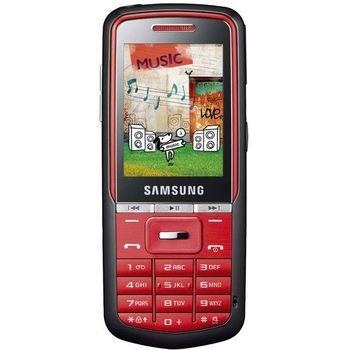Samsung SGH-M3510 Black red