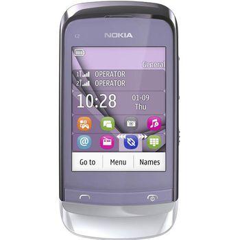 Nokia C2-06 Lilac