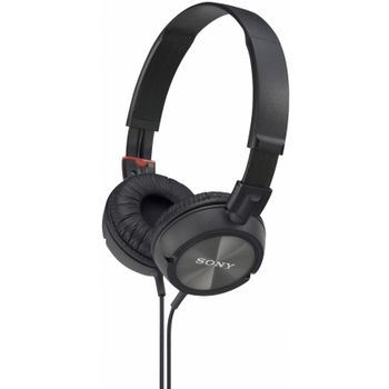 Sony sluchátka MDR-ZX300 černá
