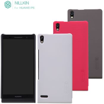 Nillkin super frosted zadní kryt Black pro Huawei P6 Ascend