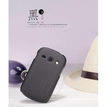 Nillkin super frosted zadní kryt Black pro Samsung S6810 Galaxy Fame