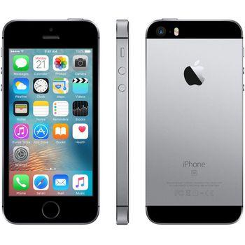 Apple iPhone SE 64GB, šedý