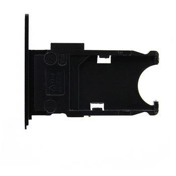 Náhradní díl držák SIM pro Nokia Lumia 930, černý