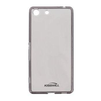 Kisswill TPU pouzdro pro Sony E5603 Xperia M5, černé