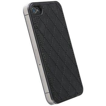 Krusell hard case - Avenyn Undercover - Apple iPhone/iPhone 4S (černá)