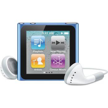 Apple iPod Nano 7th - 16GB (modrá)