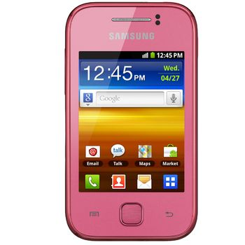 Samsung S6802 Galaxy Ace DUOS růžová