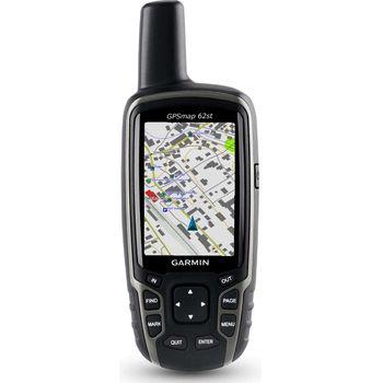 Garmin GPSMAP 62st + TOPO Czech