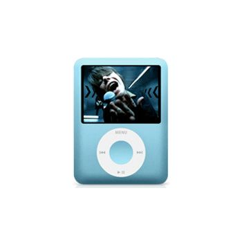 iPod nano 8GB - Blue (3rd gen)
