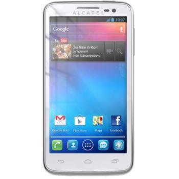 Alcatel One Touch 5035D X´POP Dual SIM bílá, rozbaleno, plná záruka