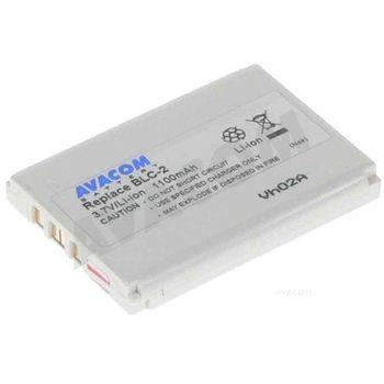 Baterie pro Nokia 3310,3330 (ekv.BLC-2) 1100nAh, Li-ion