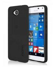Incipio ochranný kryt NGP Case pro Microsoft Lumia 650, černý/tranparentní