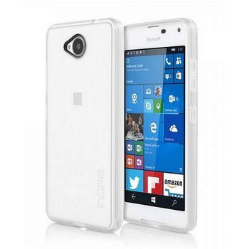 Incipio ochranný kryt Octane Pure Case pro Microsoft Lumia 650, čirý
