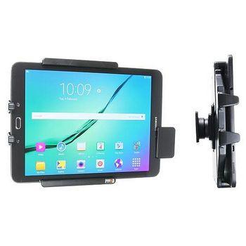 Brodit držák do auta na tablet nastavitelný,bez nabíjení, š.240-270, v.160-185,s pružinovým jištěním
