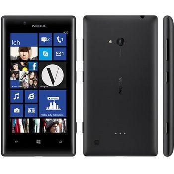 Nokia Lumia 720 černá, rozbaleno, 100% záruka