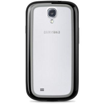 Belkin TPU/PC pouzdro pro Samsung Galaxy S4, černé / průhledné