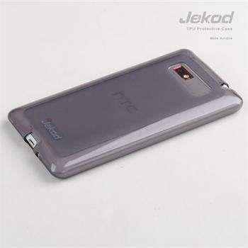 Jekod TPU silikonový kryt HTC Desire 600, černá
