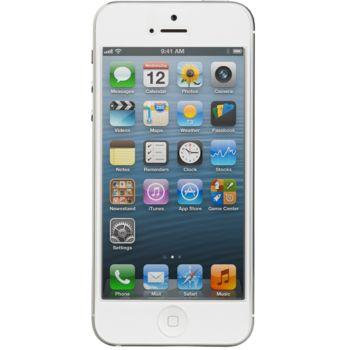 iPhone 5 32GB bílý - rozbaleno, záruka 24 měsíců