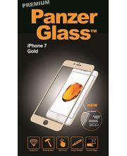 PanzerGlass ochranné premium sklo pro Apple iPhone 7, zlatá
