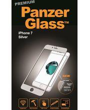 PanzerGlass ochranné premium sklo pro Apple iPhone 7, stříbrná