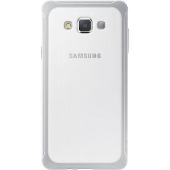 Samsung ochranný zadní kryt  EF-PA700BS pro Galaxy A7, šedo-bílá