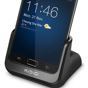 Kidigi dobíjecí kolébka pro Samsung Galaxy Note + slot pro náhradní baterii