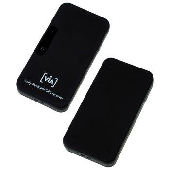 Bluetooth GPS modul CELLY VIA, 20 kanálů, Bluetooth v. 2.0 + EDR