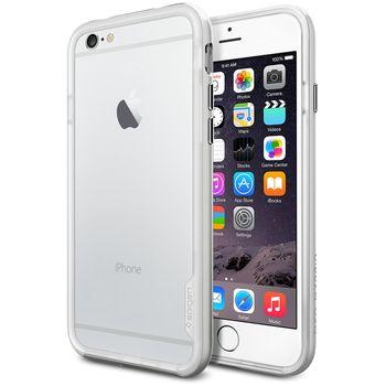 Spigen pouzdro Neo Hybrid EX pro Apple iPhone 6, stříbrná