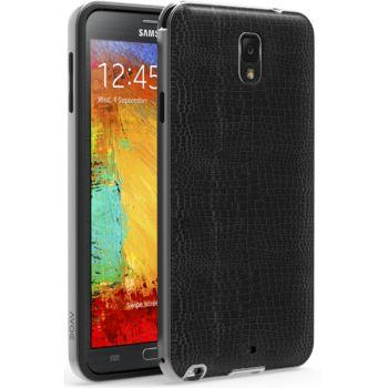 Zenus AVOC Barcellona kryt pro Samsung Galaxy Note 3, černá
