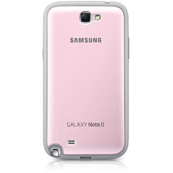 Samsung ochranné pouzdro EFC-1J9BP pro Galaxy Note II, růžové
