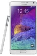 Samsung Galaxy Note 4 N910 32 GB, bílý