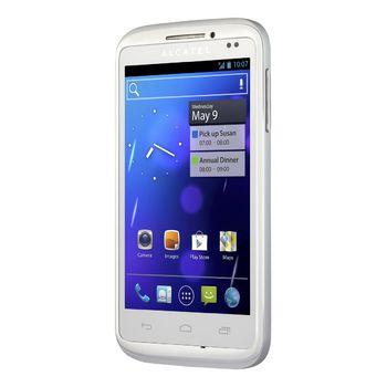 Alcatel One Touch 993D Dual-Sim bílý