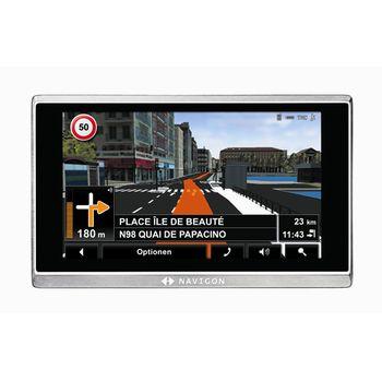 """NAVIGON 8410 Europe, LCD 5,0"""" + 1 rok upgrade map zdarma - bazarové zařízení"""