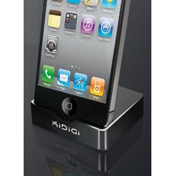 Kidigi kolébka pro Apple iPhone 4 černá
