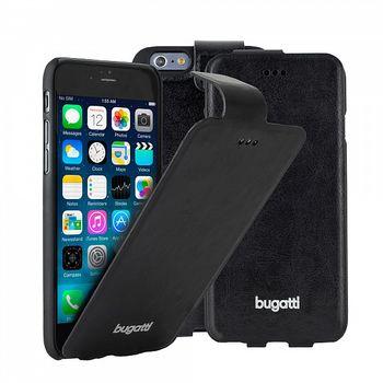 Bugatti FlipCase Geneva pro Apple iPhone 6 4.7, černá