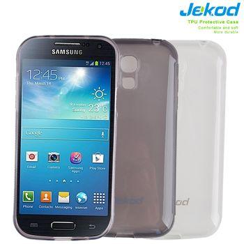 Jekod TPU silikonový kryt pro Samsung Galaxy S5 mini, bílá