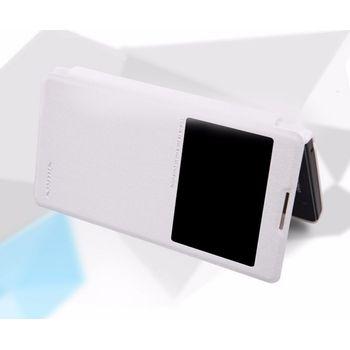 Nillkin Sparkle S-View Pouzdro pro Lenovo P90, bílý