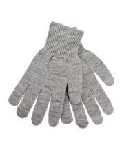 Zimní kapacitní rukavice vel. M pro Samsung, iPhone, iPad, Sony, HTC - šedá