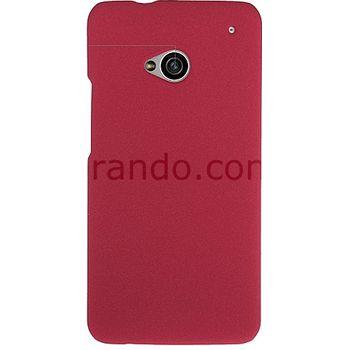 Brando zadní kryt pro HTC One, červená