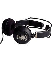 Motörhead lehká náhlavní sluchátka s mikrofonem - Bomber (černá)