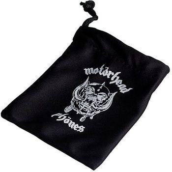 Sluchátka Motörheadphönes Trigger černá + Pouzdro Burner XXL (černá/červená)