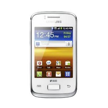invisibleSHIELD pro Samsung Galaxy Y Duos GT-S6102 - displej