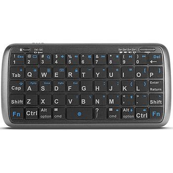 Brando univerzální klávesnice Bluetooth s vestavěnou baterií 5000mAh pro dobíjení