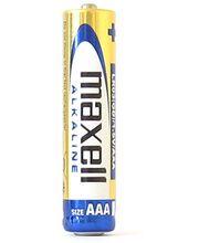 Baterie nenabíjecí mikrotužková AAA Maxell 1ks (např. do klávesnice)
