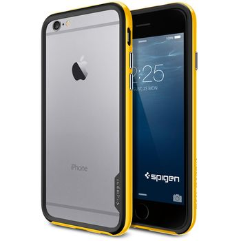 Spigen pouzdro Neo Hybrid EX pro iPhone 6, žlutá