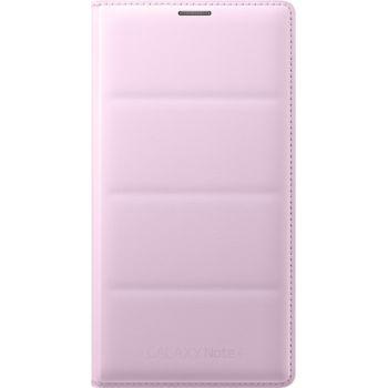 Samsung flipové pouzdro s kapsou EF-WN910BP pro Galaxy Note 4 (N910), růžová