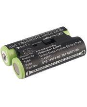 Baterie pro Garmin Oregon 600 Ni-MH 2,4V 2000mAh